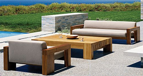 Solid Teak Wood Outdoor Furniture Marmol Radziner Danao 3 Jpg Outdoor Wood Furniture Wooden Outdoor Furniture Outdoor Furniture Design