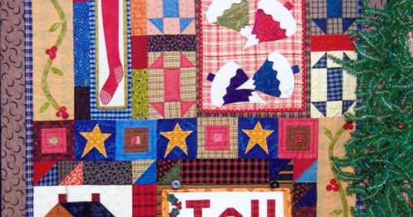 Folk Art Quilt Ideas : Joined at the Hip - Folk Art Quilt Designs and Original Patterns quilts Pinterest Quilt ...