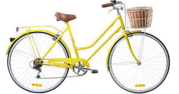 I Bought This Bike Today Reid Vintage Ladies Bicycle