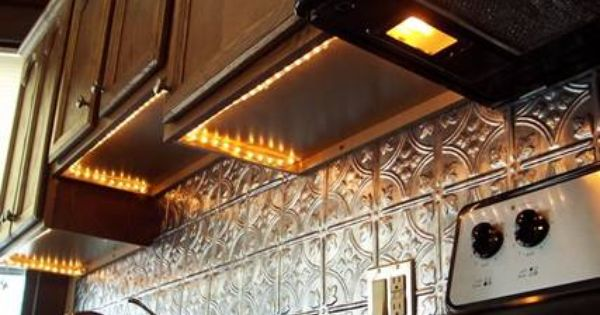 How To Install Under Cabinet Lighting In Your Kitchen Cabinet