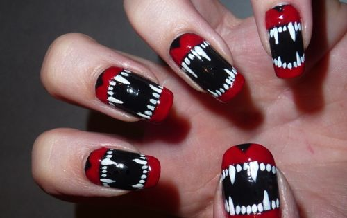 Halloween Makeup: Some Easy Ideas for Fun Manicures