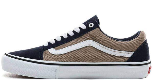 vans shoes old skool pro duck
