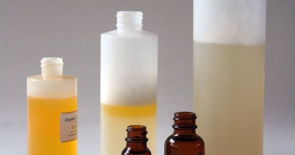 DIY: homemade shampoo (10 recipes for different types of hair)