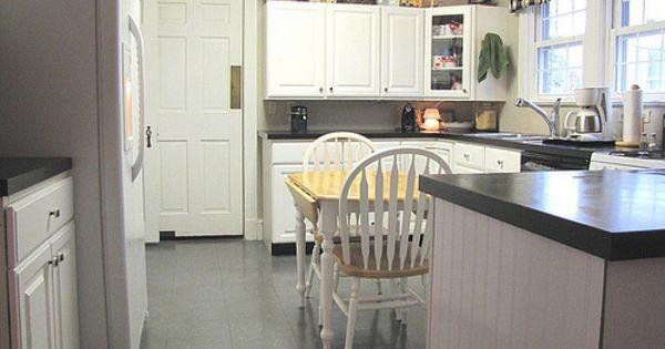 Pintar los muebles de la cocina es facil simo y muy - Cocina facil muebles ...