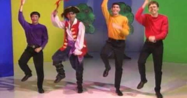 The Wiggles Captain Feathersword Wiggle Time 1993 The Wiggles Wiggle Music And Movement