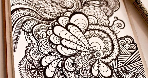 Mandala design. tattoo tattoos Ink I love drawing doodles like this, never