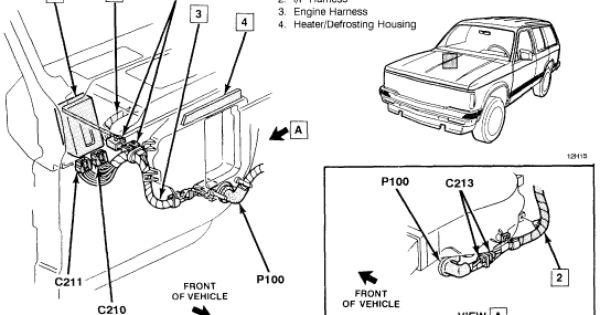 Ignition Control Module Wiring Diagram 3 1 Oldsmobile