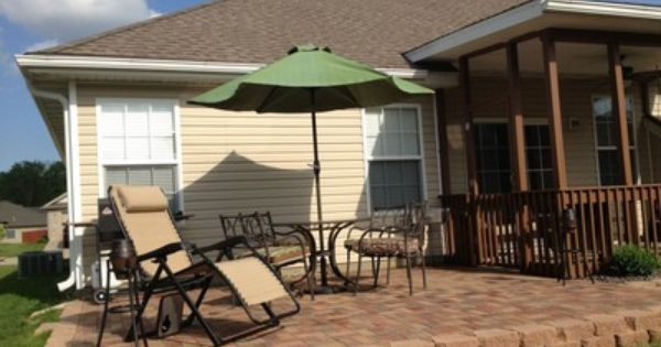 301 Bay Pointe Ln Columbia Mo 65201 Zillow Raised Patio Patio Outdoor Projects