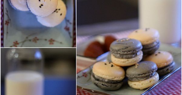 ... & Macarons & Chocolates | Pinterest | Black White, Black and Search