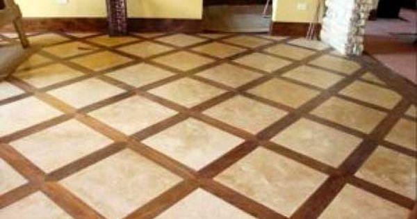 Tile And Hardwood Floor Combinations Cr Floors Rockwall