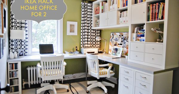 My ideal office/ craft space