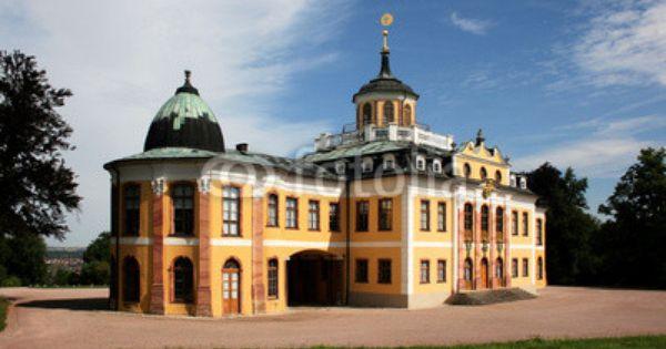 Schloss Belvedere Bei Weimar 1 Stockfotos Und Lizenzfreie Bilder Auf Fotolia Com Bild 55386697 Burgen Und Schlosser Burg Schloss