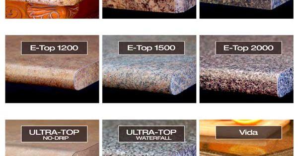 Edge Profiles Kitchen Countertops Laminate Kitchen And Bath Design Laminate Kitchen