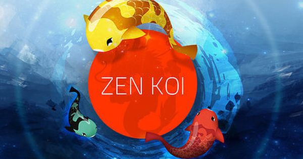 Play zen koi plays zen and cool things for Koi zen facebook