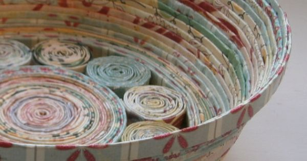Handmade Paper Basket Dailymotion : Handmade paper basket projects