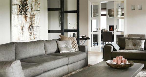 Stijlvol wonen is keijser co eigentijdse meubelen met een pure vormgeving waarbij alles - Eigentijdse woonkamers ...