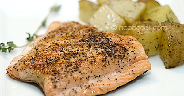 Easy Grilled Salmon Salmon Recipes Grilled Salmon Recipes Basic Salmon Recipe