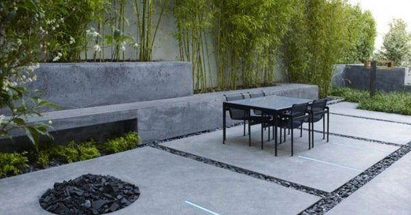 95 id es pour la cl ture de jardin palissade mur et for Cloture de jardin en beton