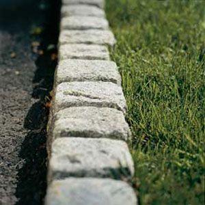 A Better Driveway Border Driveway Edging Driveway Border Driveway Entrance