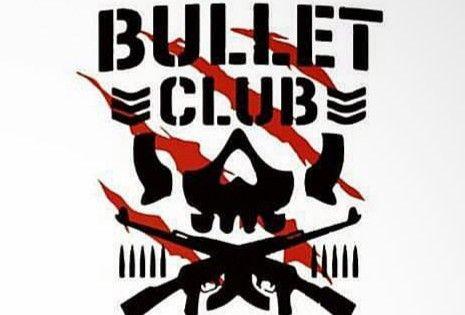 Switch Blade Jay White Bullet Club Logo Bullet Club Logo Aj Styles Wwe Njpw