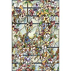 Window Tinting Window Film The Home Depot Canada Window Film Stained Glass Window Film Decorative Window Film
