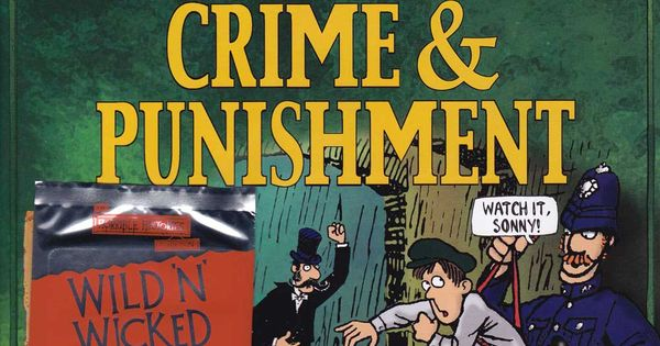 an introduction to the history of crime and punishment Crime and punishment in american history user review - kirkus a social history of american criminal justice that offers not abstruse legal analysis or philosophy, but the practical story of ``a working system and what makes it tick''.