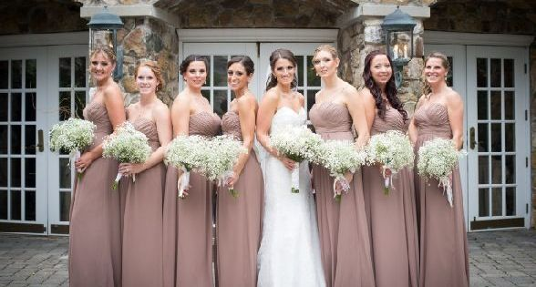 latte colored bridesmaid dresses - Google Search - May 25th ...