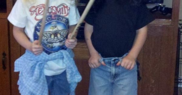 Waynes world kid Halloween costume! Adorable