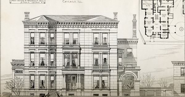 The Driehaus Museum Blog He Thought It Was Architecture Run