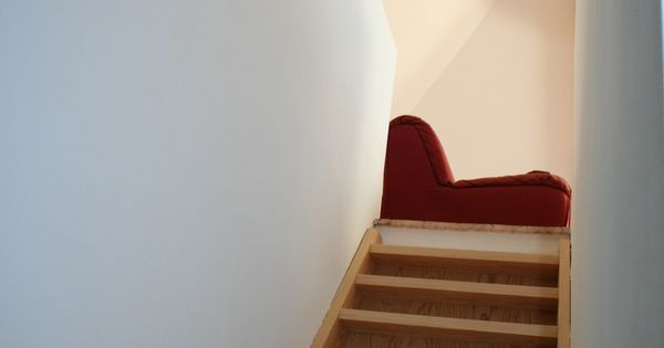 Trap naar zolder in verbouwing architect own projects interior pinterest - Trap toegang tot zolder ...