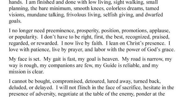 Church Anniversary Poems 1