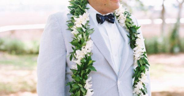 seersucker suit   a bow tie | Landon Jacob #wedding