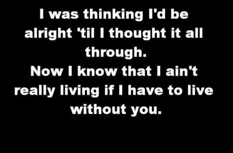If you don t want to love me lyrics