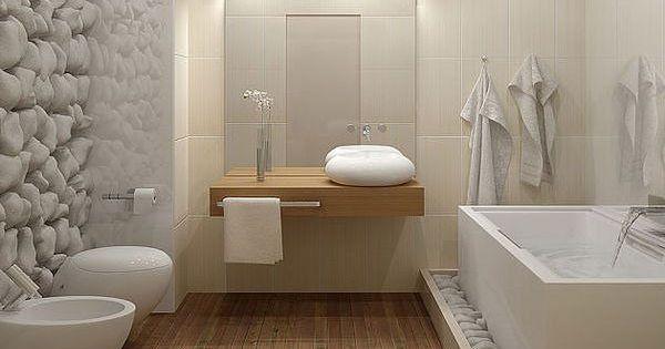 D coration de salle de bain zen recherche google salle for Decoration salle de bain zen