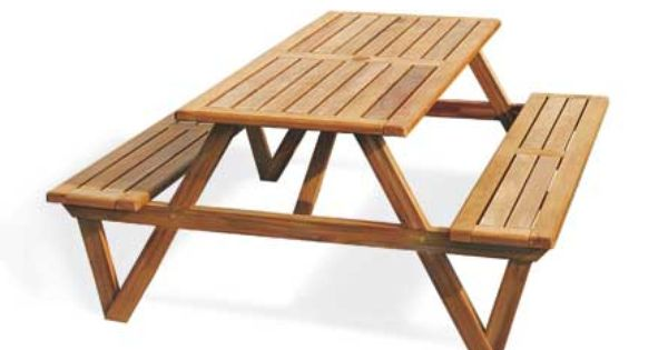 Parke Picnic Table Picnic Table Table Picnic