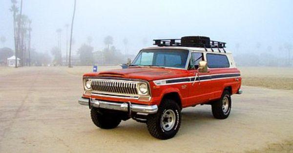 Jeep Cherokee Sj Jeep Cherokee Vintage Jeep Jeep Garage