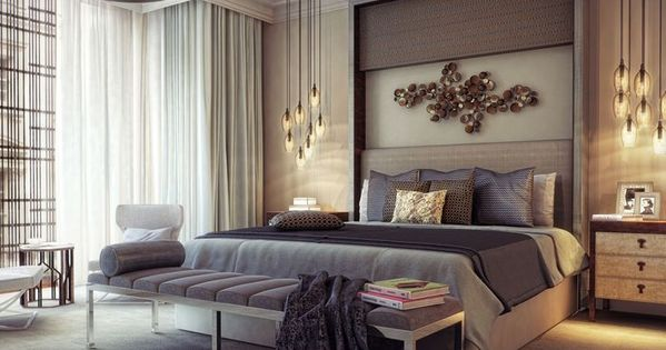 D coration chambre couple chambre pinterest for Decoration chambre couple