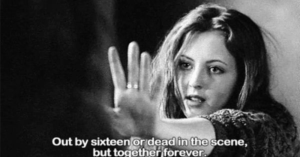 Ginger Snaps Ginger Snaps 2 Tumblr Ginger Snaps Movie Horror Movie Quotes Ginger Snaps