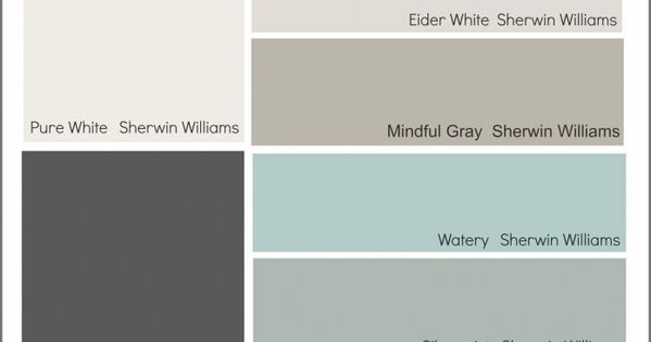 Favorite Hgtv Paint Color Collections From Sherwin