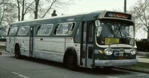 The Green Limousine Rode All Over The City In One Of These