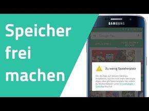 Speicher Voll So Schaffst Du Wieder Platz Auf Deinem Smartphone Youtube Whatsapp Tipps Whatsapp Tricks Whatsapp Funktionen