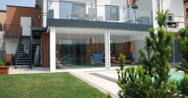 Schiebeelemente Fur Terrasse Und Balkon Schmidinger Projekte