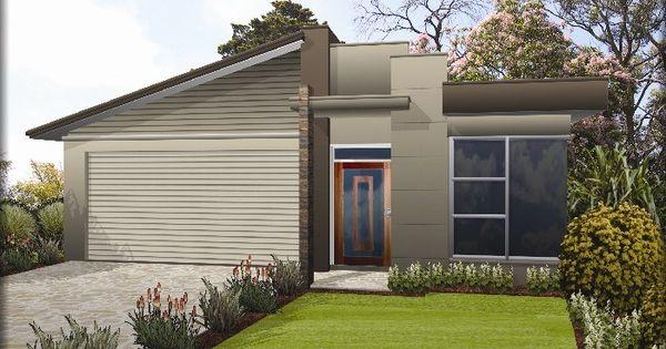 Masterton home designs urban nouveau lhs facade visit for Home designs masterton