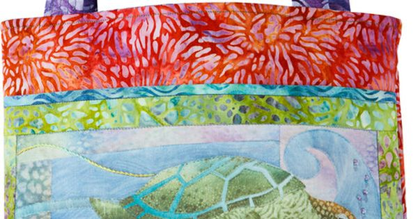 Sea Breeze Tote Designed By Mckenna Ryan Features