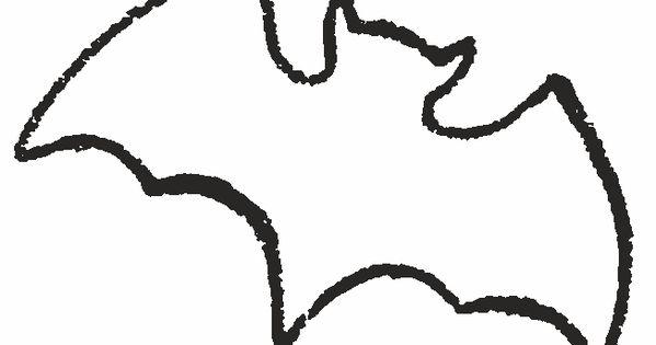 Pour masque chauve souris halloween pinterest - Modele dessin chauve souris ...