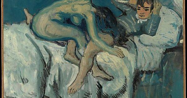 Picasso metropolitan erotic