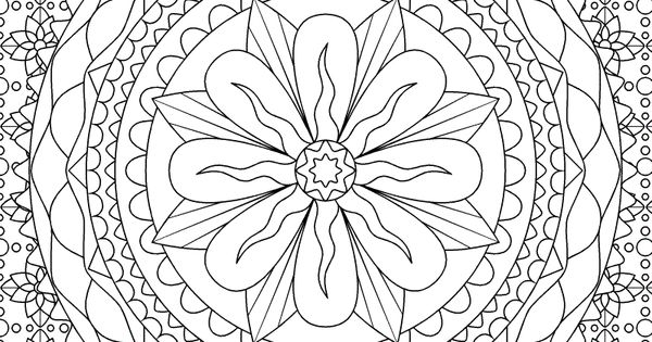 abstract coloring pages google - photo #7