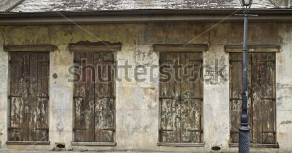 Aged Shutters And Cool Wall Texture New Orleans Style Doors Shutters In The French