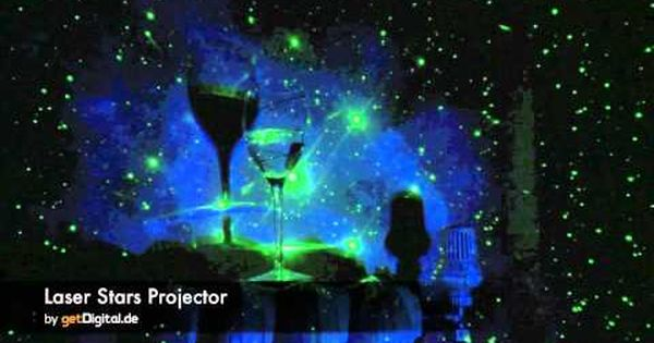 Watch This Video Showing The Laser Stars Twilight Starfield Projector In A Commerical Favorite Lighting Star Decorations Starry Night Sky