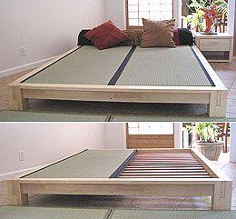 Platform Beds Low Platform Beds Japanese Solid Wood Bed Frame Low Platform Bed Bed Frames For Sale Solid Wood Bed Frame